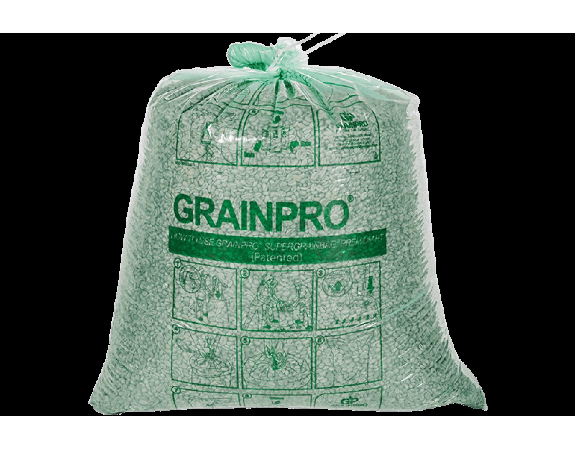 foto embalagem GrainPro Bag Twist & Tie