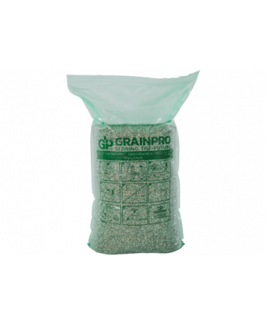 foto embalagem GrainPro Bag Zipper Médio 30kg
